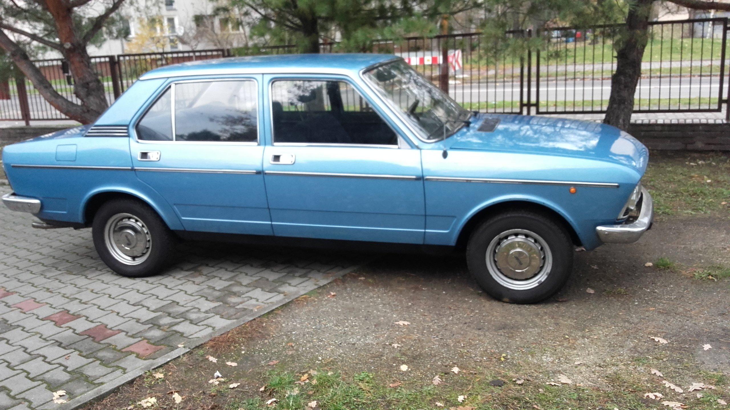 Fiat 132 GLS 1600 oryginalny stan.