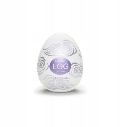 Tenga - Hard Boiled Egg - Cloudy