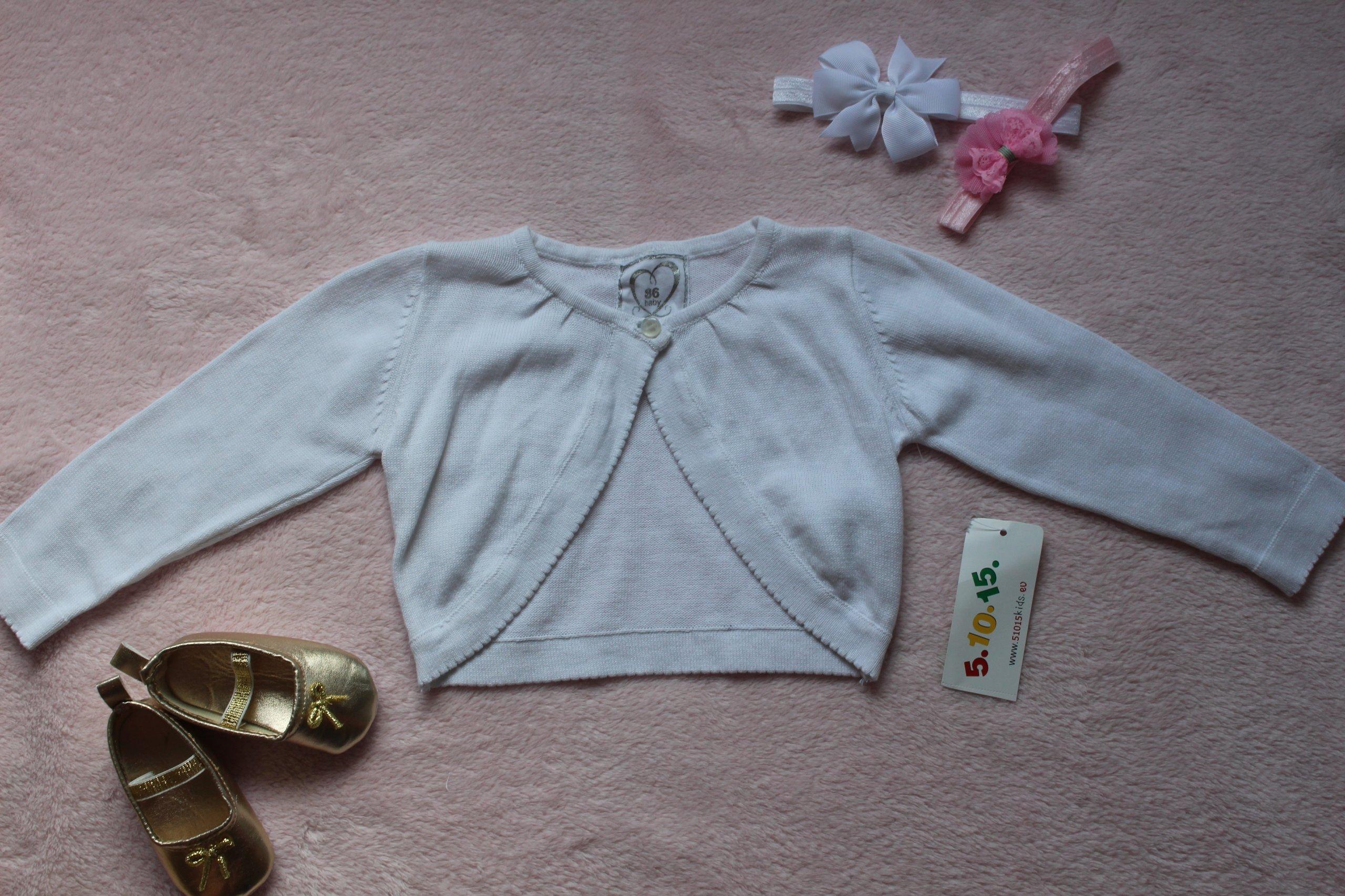 nowe 62 bolerko  5.10.15.  ŚLICZNE sweterek