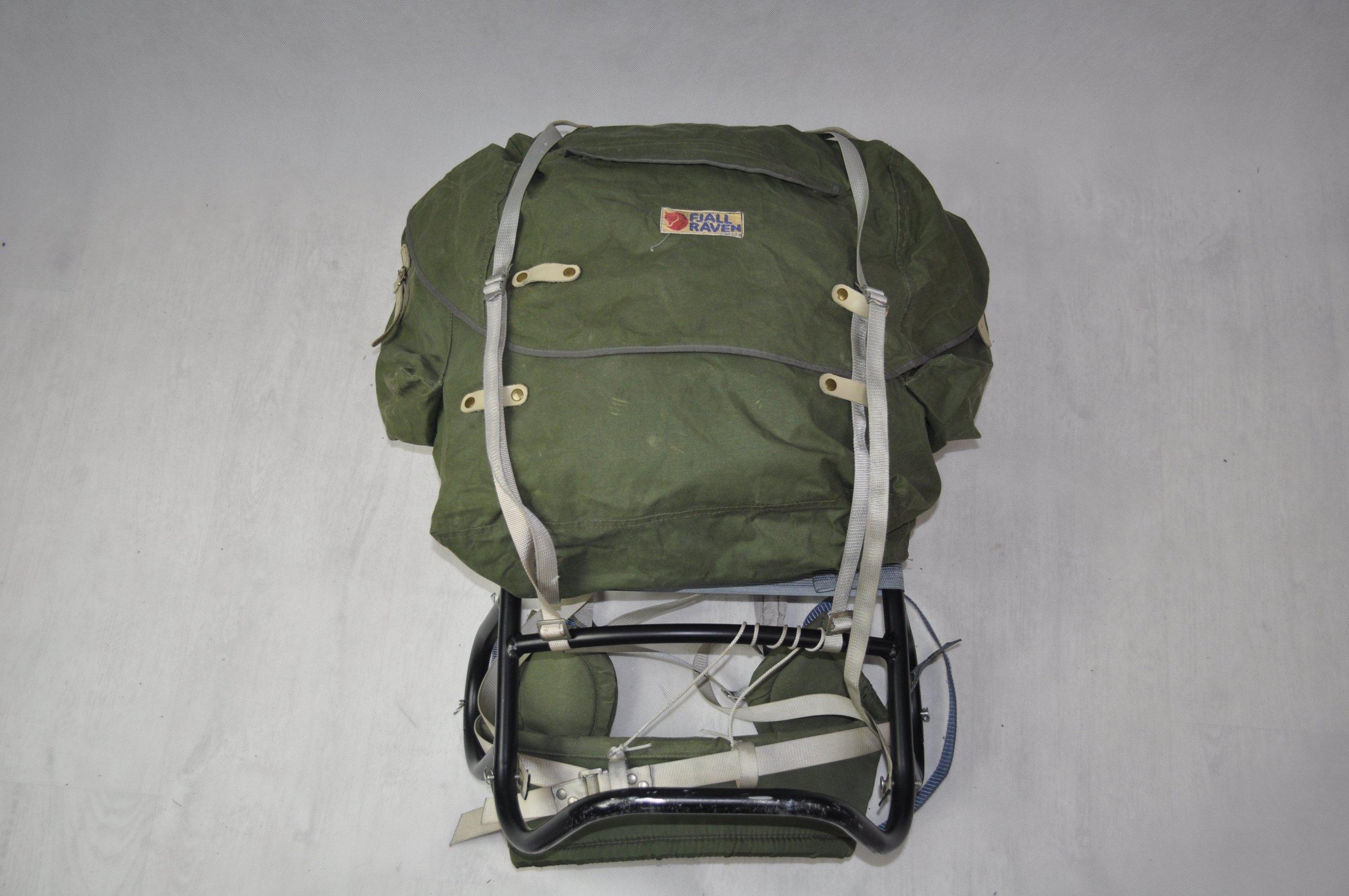 334c67ce757f9 Plecak Fjallraven model z lat 70tych Vintage - 7114005673 ...