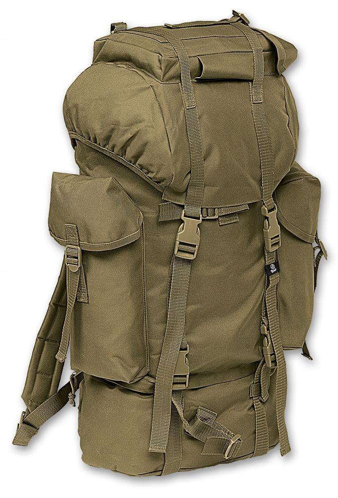 c823ec8c469b5 Plecak Turystyczny BRANDIT Combat Olive 65L - 7591334663 - oficjalne ...