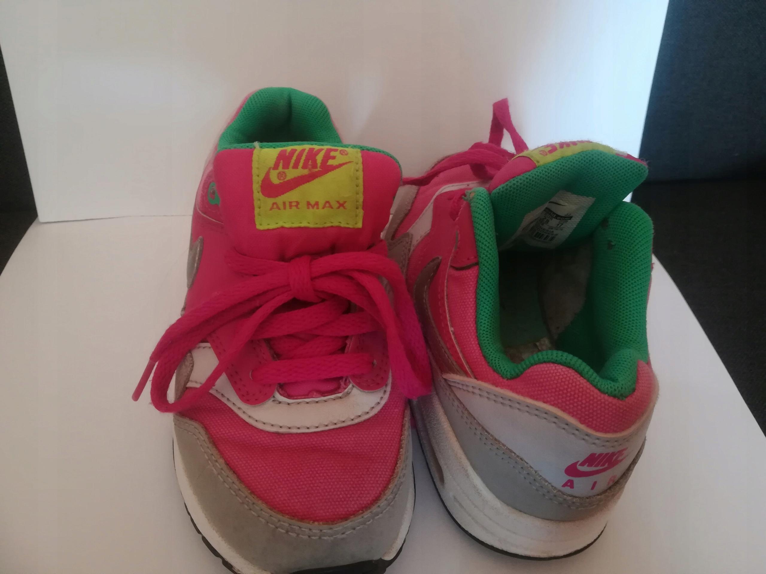 new concept 70f1b 10940 Buty Nike Air MAx, 28 dzieciece, uzywane