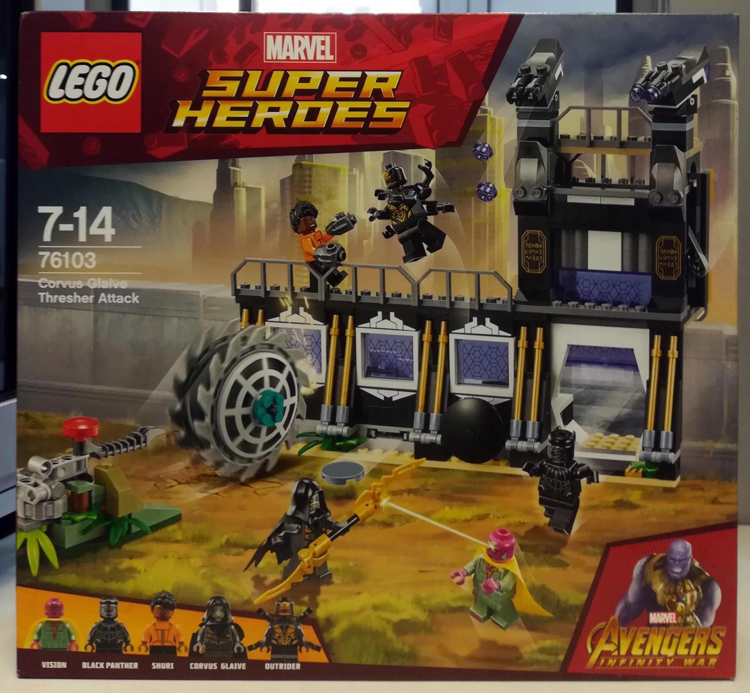 Okazja Klocki Lego Avengers 76103 269018 8 7483750174