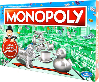 Item Monopoly Edit 2017 (Board Game)