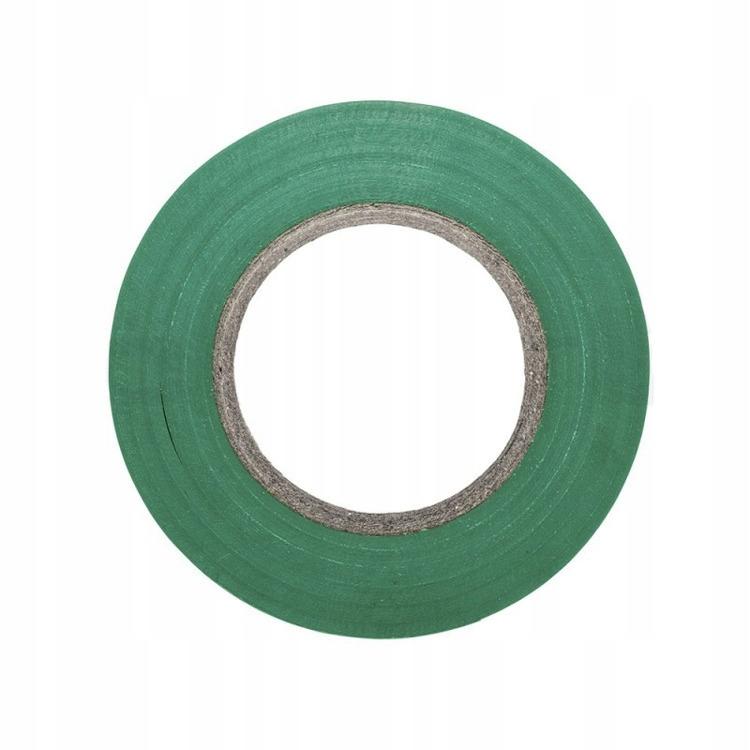 Hogert HT1P284 Лента изоляционная ПВХ зеленая