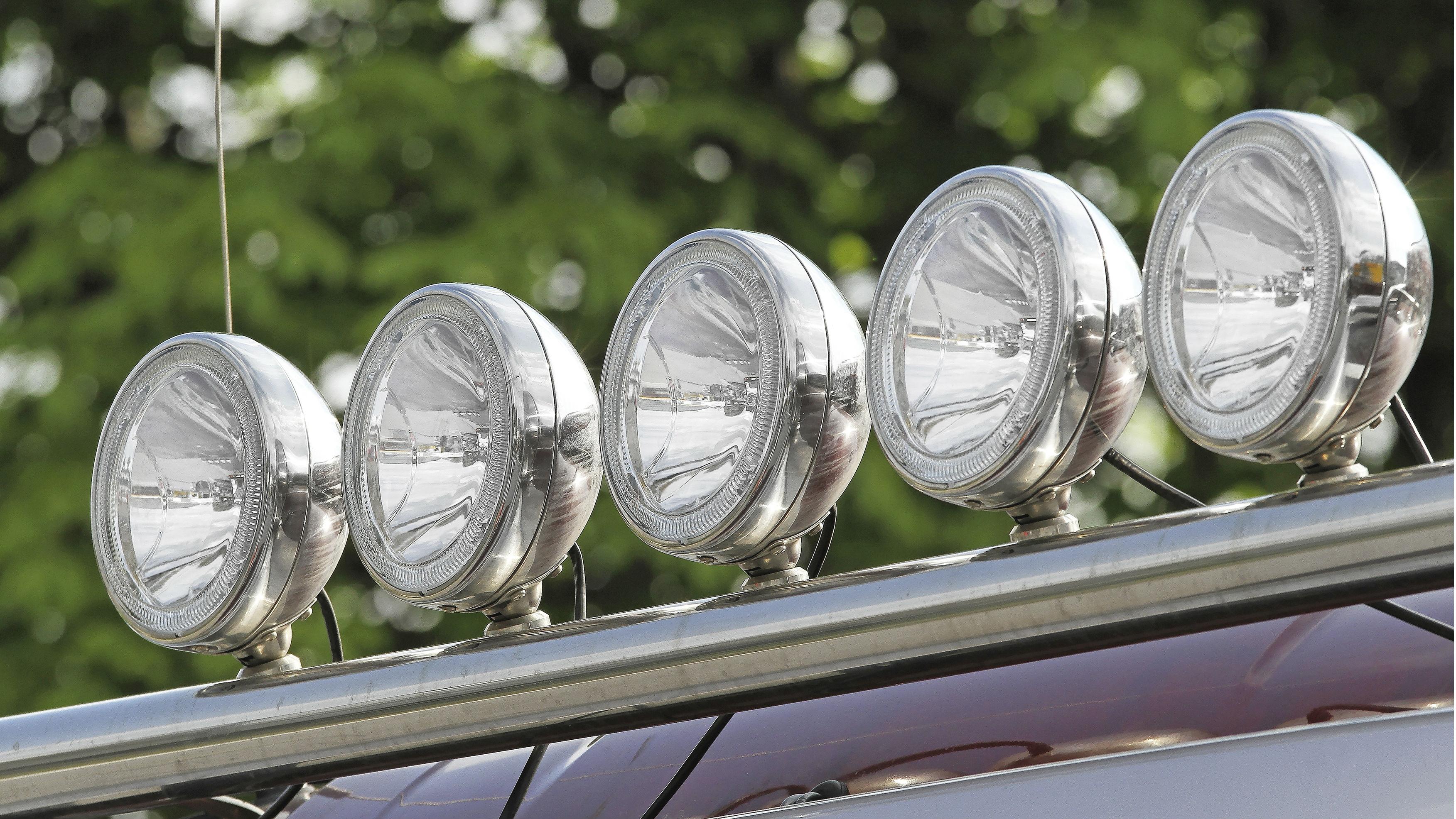 Dodatkowe Oświetlenie Samochodu Off Roadowego Allegropl