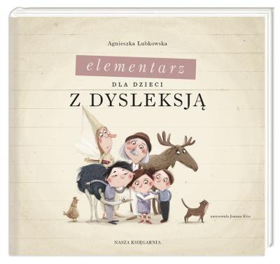 Elementarz dla dzieci z dysleksją - recenzja