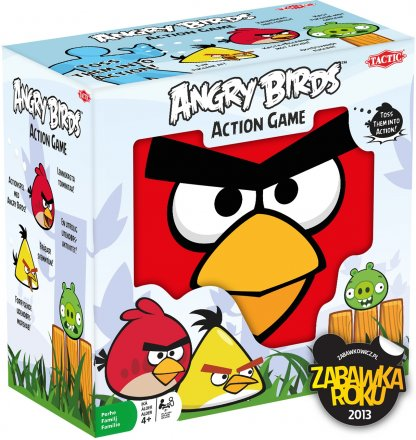 Angry Birds Action Game Recenzja Gry Allegro Pl