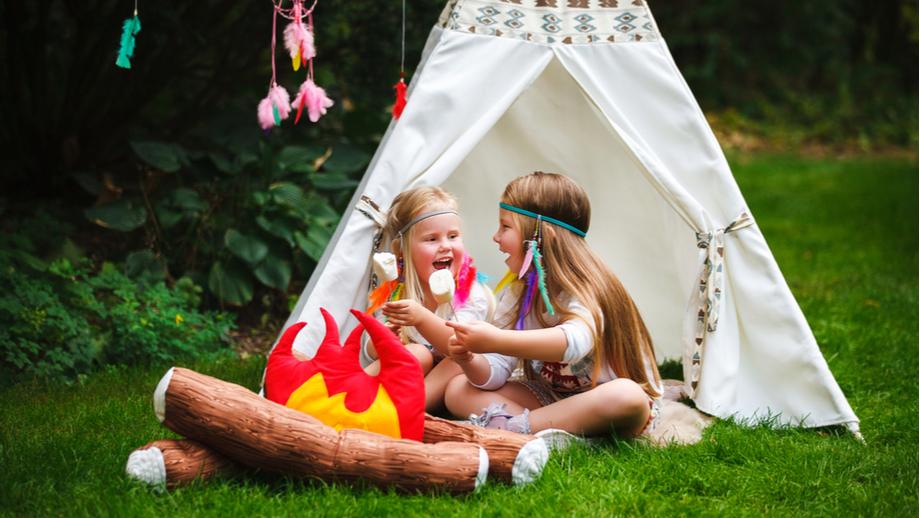 Wybieramy Najlepszy Namiot Dla Dzieci Do Zabaw W Ogrodzie Allegro Pl