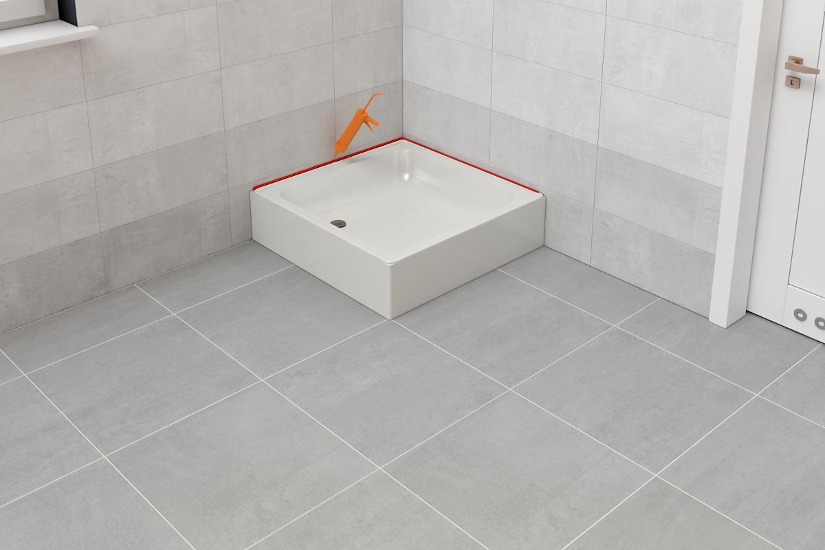 inštalácia sprchovej vaničky 3