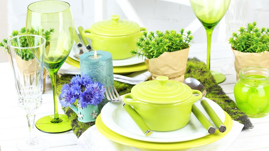 Zielone Dodatki Do Kuchni Prosty Sposób Na Ożywienie