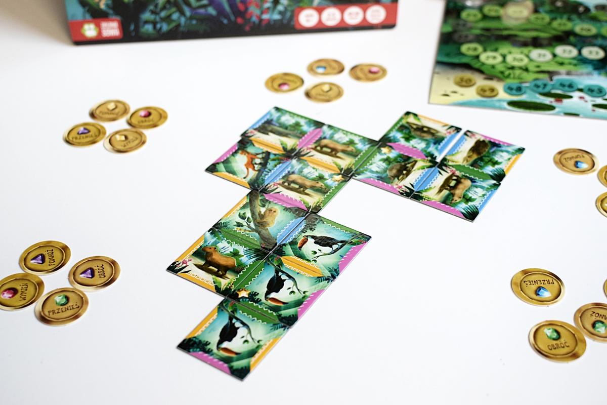 Fotografia 8 Pohľad na stôl počas hry