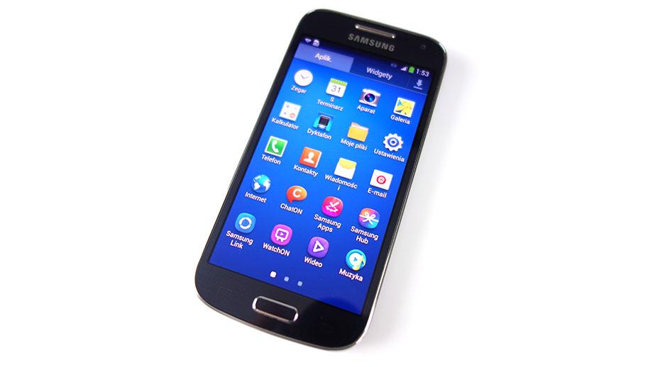 Samsung Galaxy S4 Mini Test Miniaturowej Wersji S4 Allegro Pl