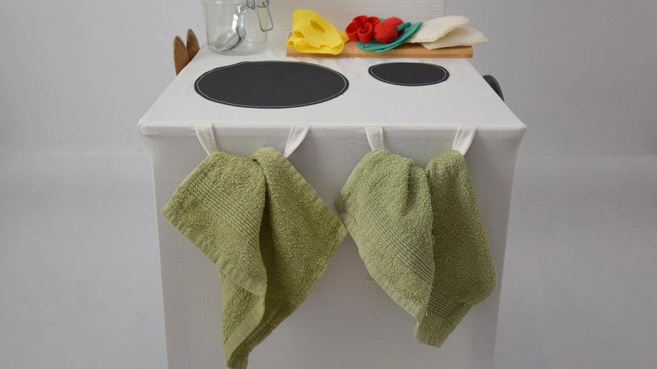 Kuchnia dla dziecka – DIY