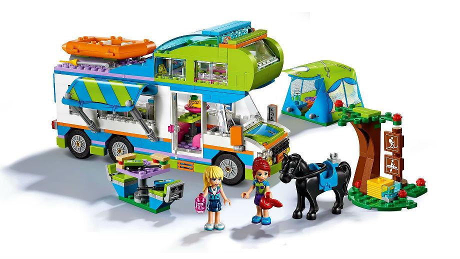 10 Hitów Od Lego Friends Z Katalogu 2018 Dla Dziewczynki Allegropl