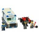 Klocki LEGO City Furgonetka policyjna 60043