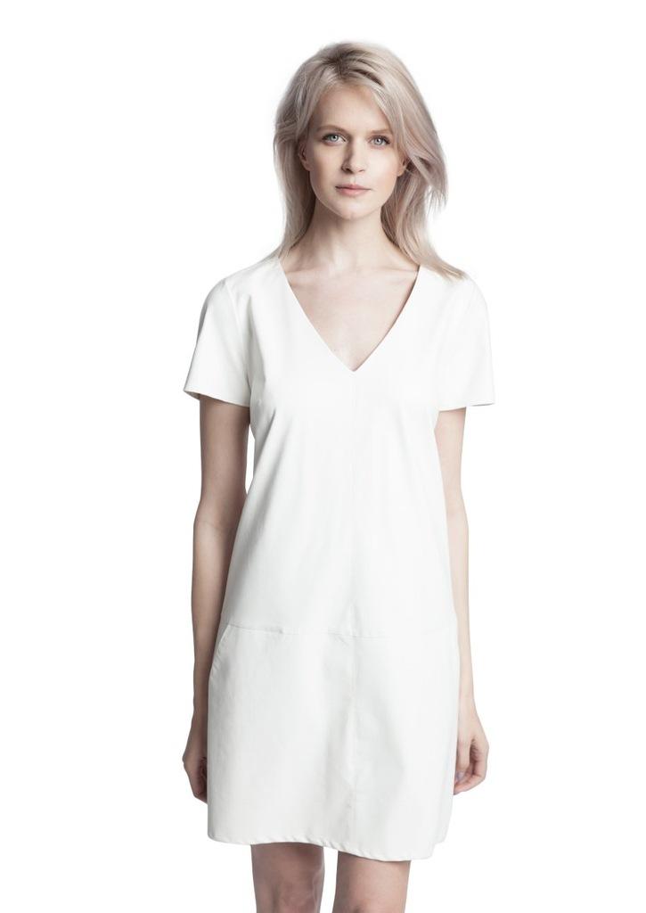 Sukienka ECHO JENIFER 2-14960-116128-020210 ecru XS