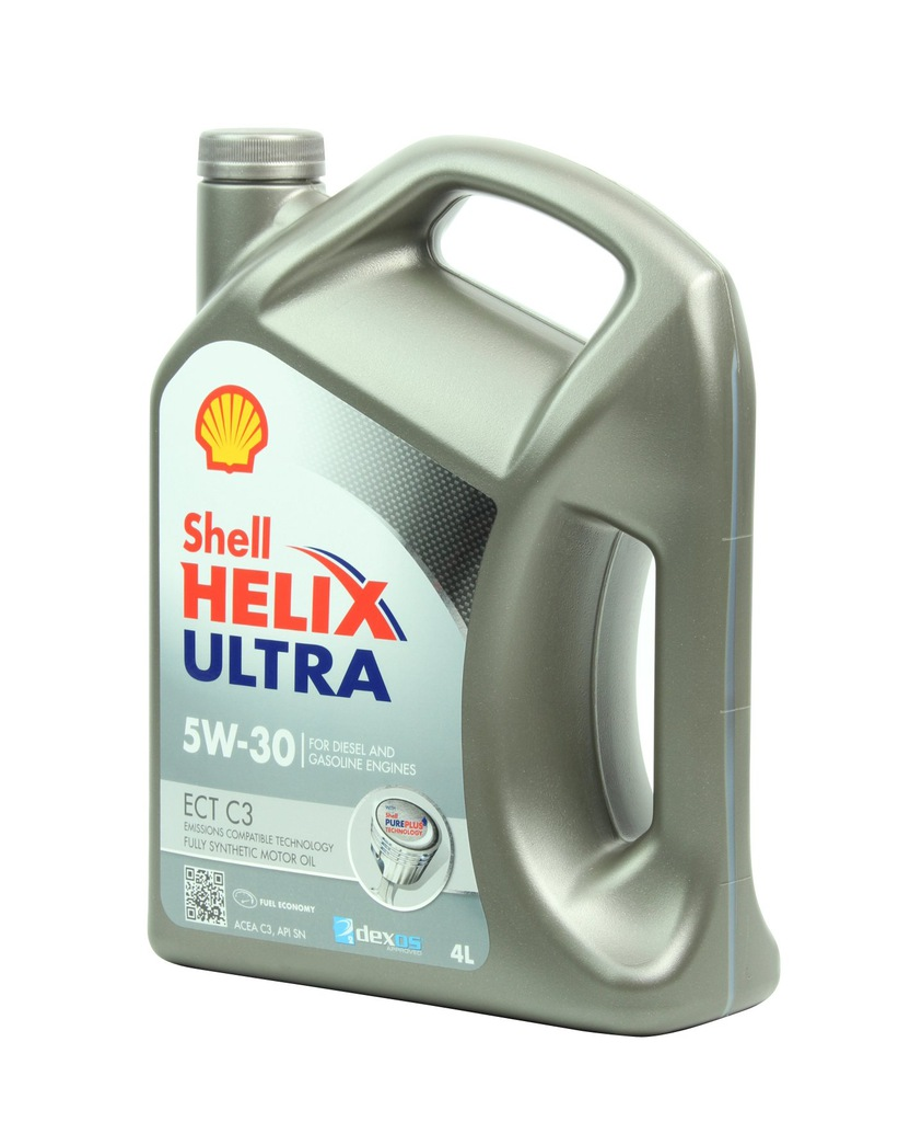 shell helix ultra ect c3 5w30 4l olej silnikowy autos post. Black Bedroom Furniture Sets. Home Design Ideas