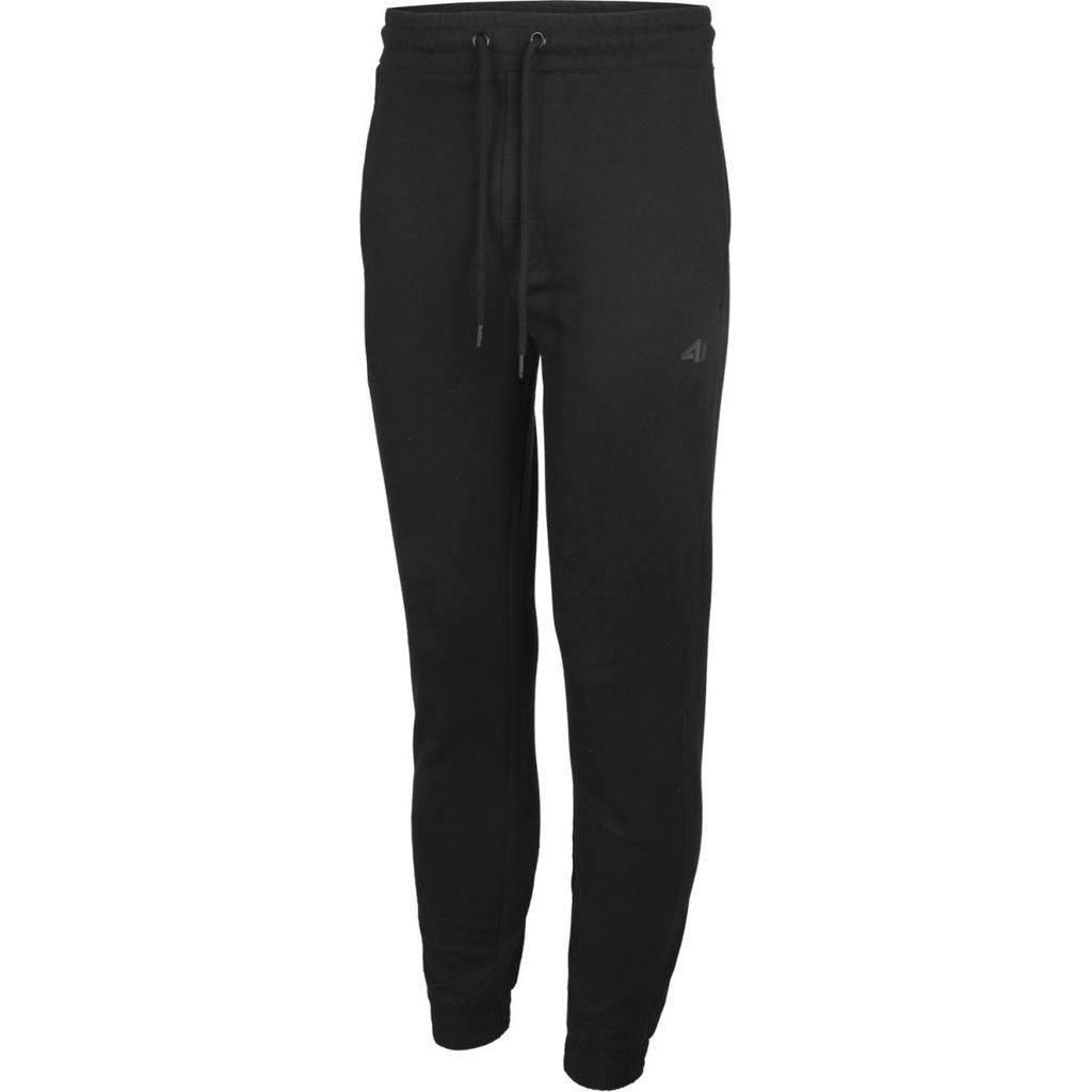 Męskie spodnie dresowe sportowe DRESY 4F NOWOŚĆ M