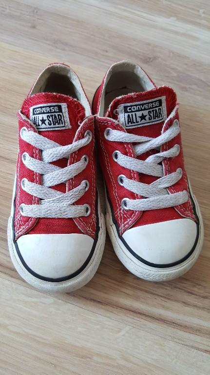 Trampki Converse All Star r.23