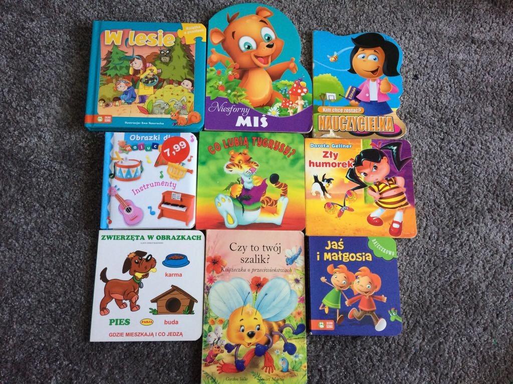 Zestaw bajek dla dzieci książeczki książki bajki - 7617148942 ...