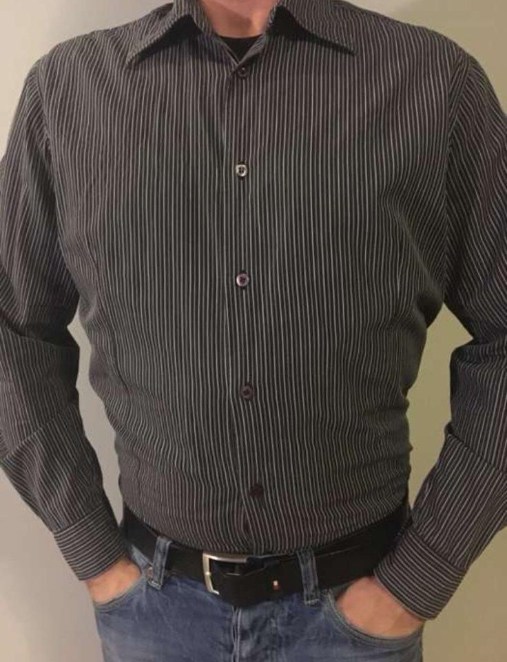 Koszula slim Hugo Boss L/XL