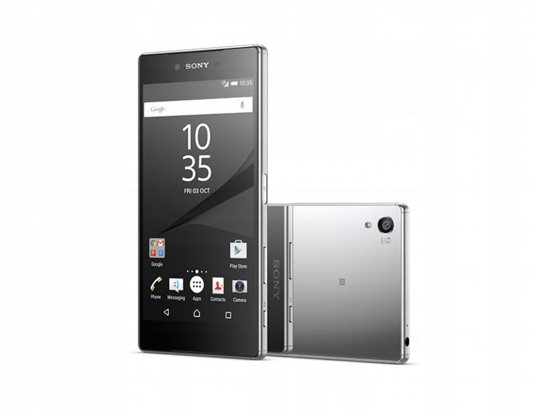 Sony Xperia Z5 Premium Chrome Srebrny Zestaw 7675277257 Oficjalne Archiwum Allegro
