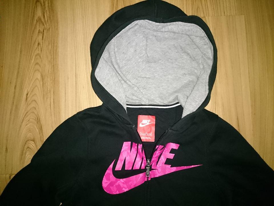 Damska Bluza Nike M 146 cm Air Max Jordan czarna