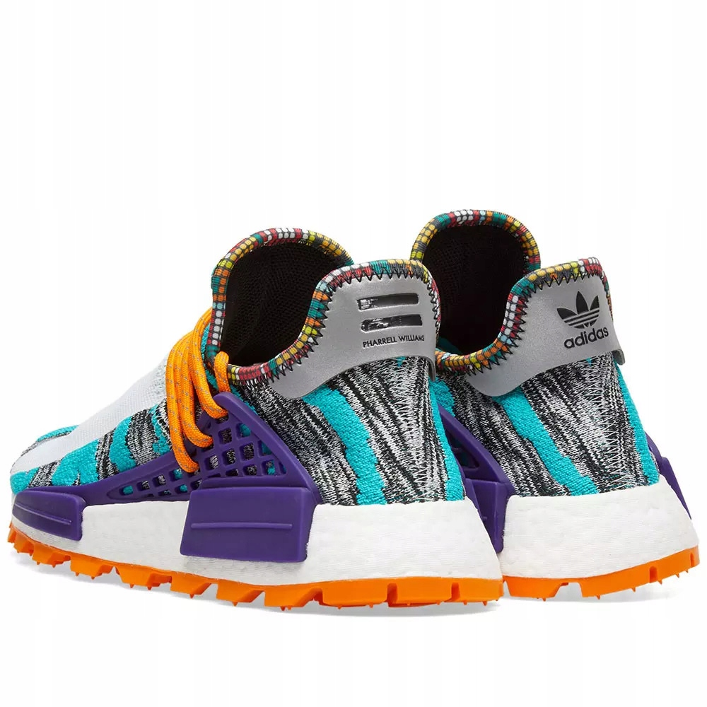 ADIDAS ORIGINALS PHARRELL WILLIAMS SOLARHU NMD PK