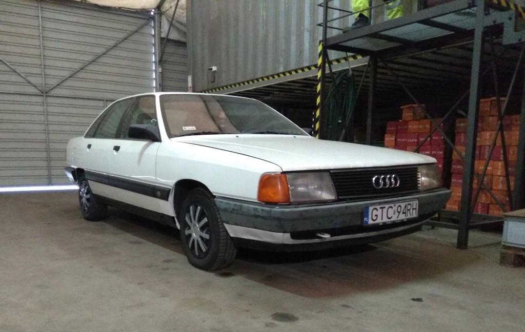 Audi 100 Turbo 7683243134 Oficjalne Archiwum Allegro
