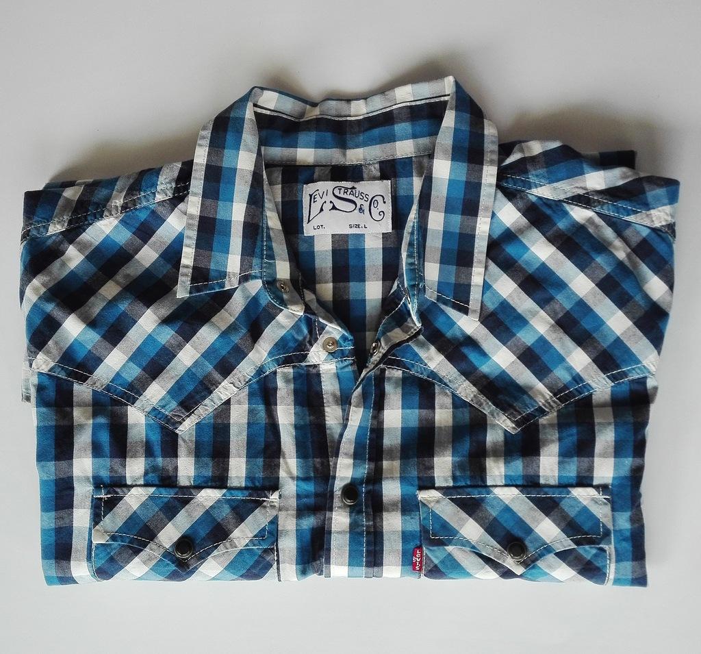 Koszula męska LEVI'S Esset