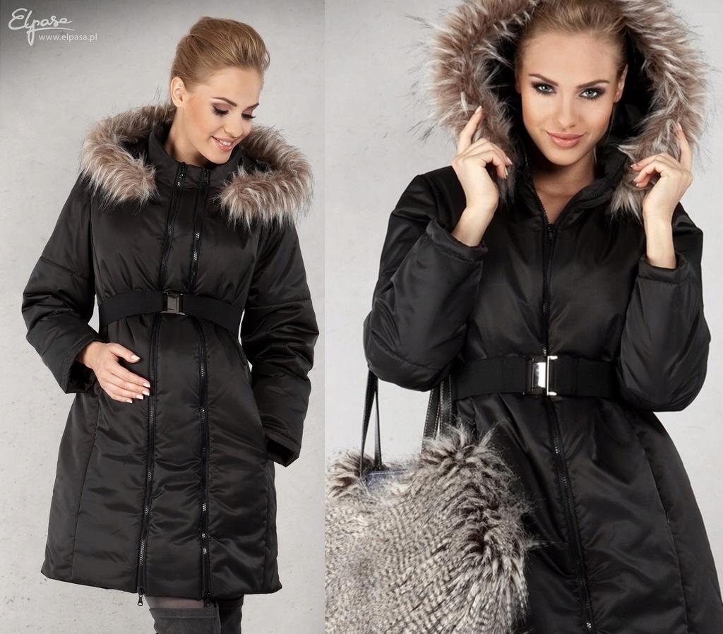 kurtka ciążowa xl zimowa