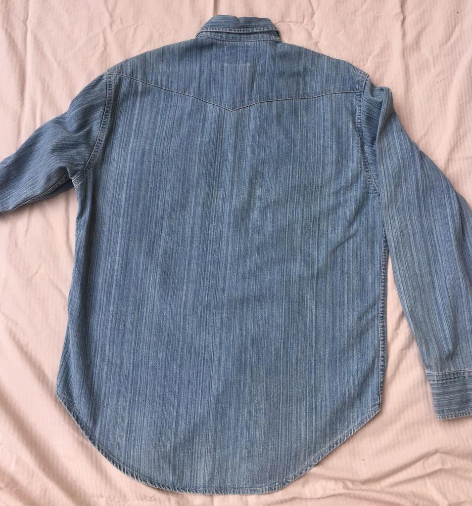 Jeansowa Koszula Levi's, Męska, rozmiar ML z USA