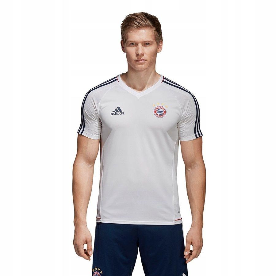Koszulka adidas FCB TRG JSY BQ4593 S biały