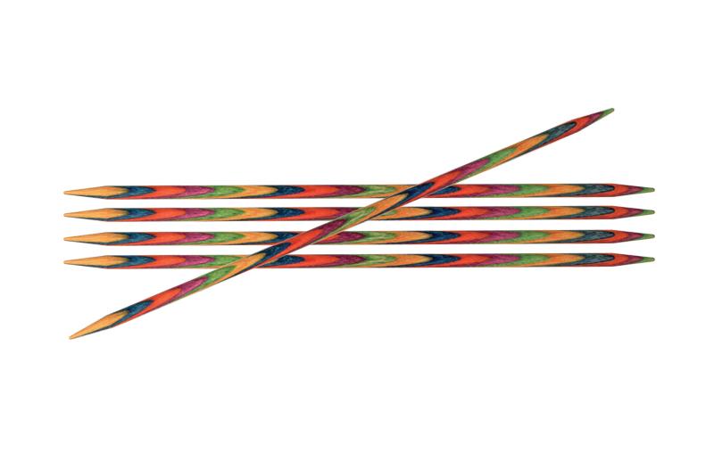 KnitPro Druty drew. Symfonie skarpetkowe 20/3,75mm