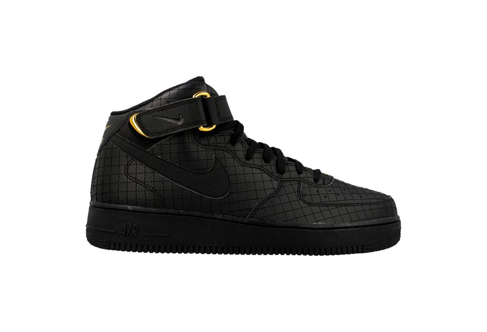 Nike Air Force 1 MID 07 LV8 804609 001 | Czarny