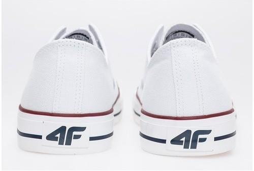 4F MĘSKIE BUTY SPORTOWE TRAMPKI TENISÓWKI BIAŁE 46