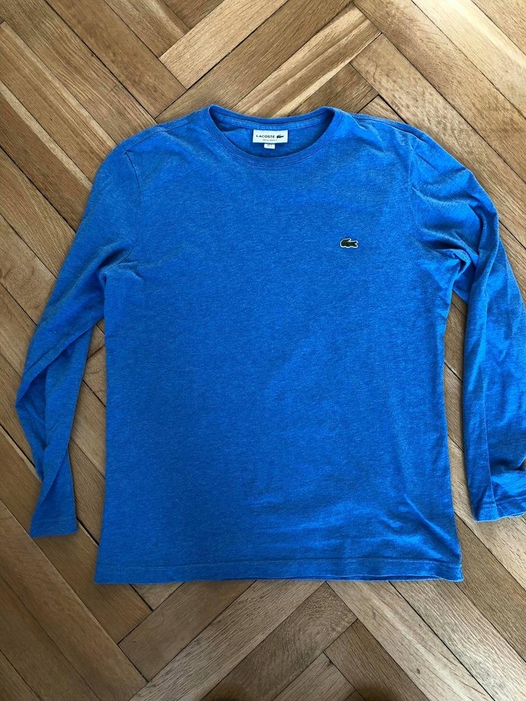 Koszulka Lacoste Longsleeve T-shirt roz.S oryg!