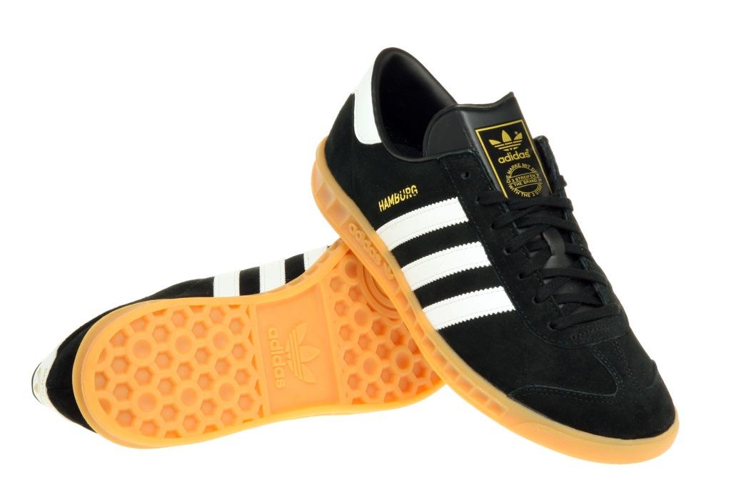 Buty Adidas Originals Hamburg S76696 R?ne Rozm.