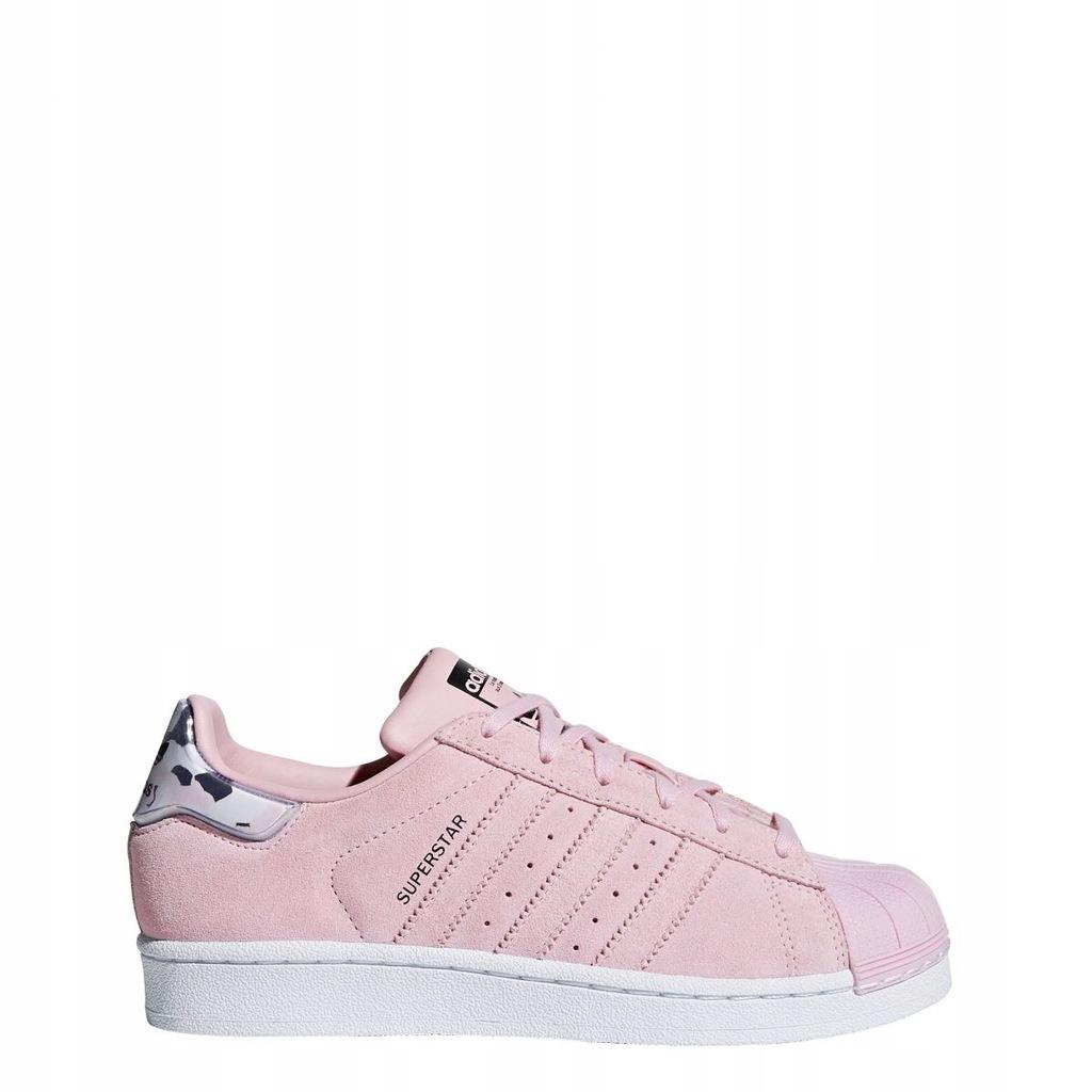 buty adidas superstar foundation c bold pink 35