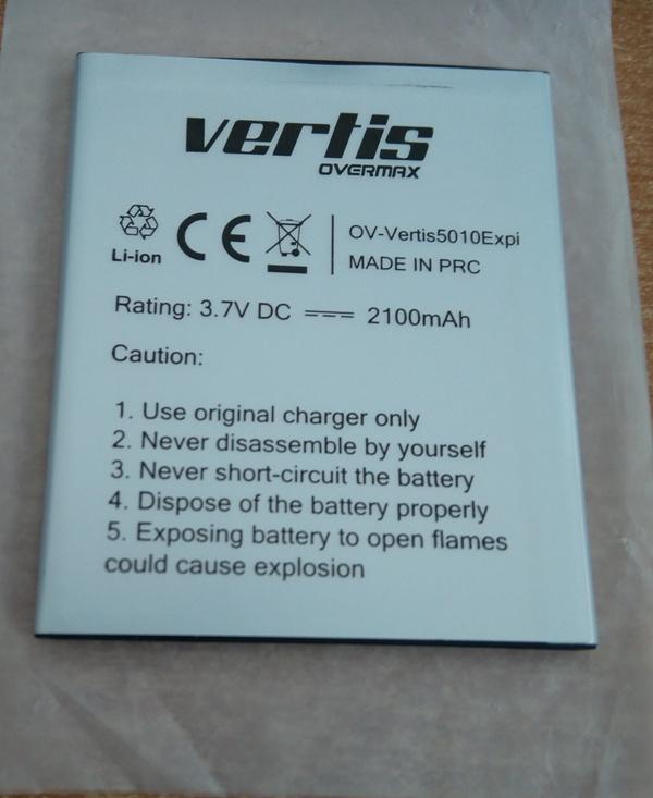 Bateria Overmax Vertis 5010 Expi 7240195184 Oficjalne Archiwum Allegro