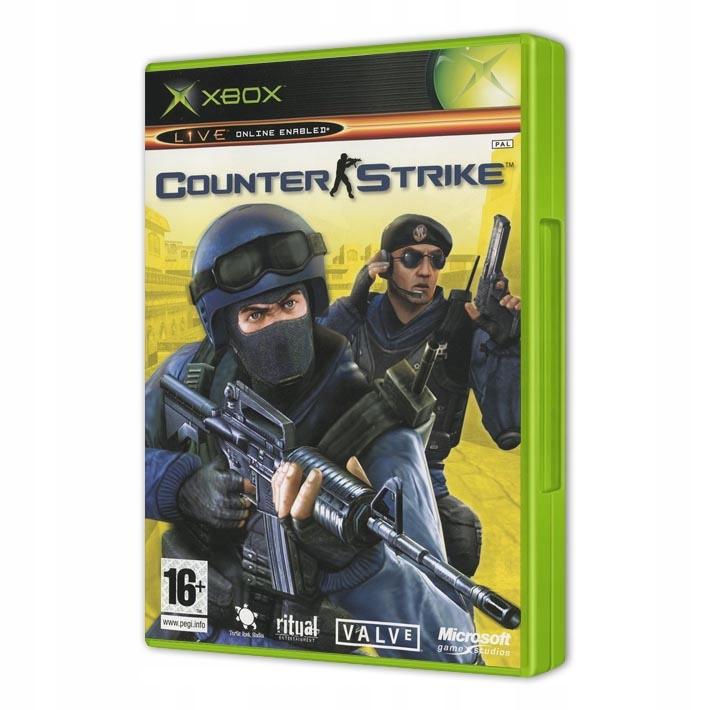 Counter Strike Nowa Folia Xbox 7711943875 Oficjalne Archiwum Allegro
