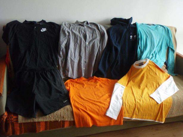 Ubrania firmowe młodzieżowe na 164cm, Nike, bluza,