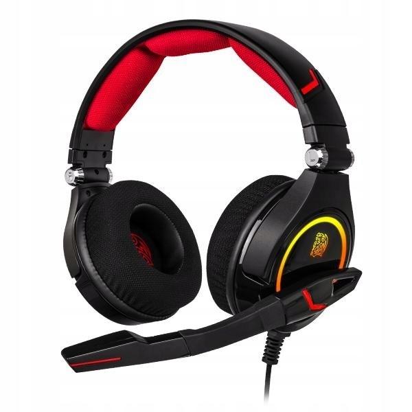 Tt eSPORTS Słuchawki dla graczy Cronos RGB