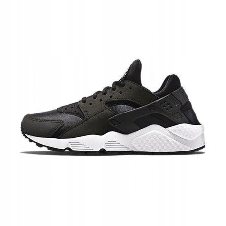 nike huarache air force black air max czarne w Sportowe