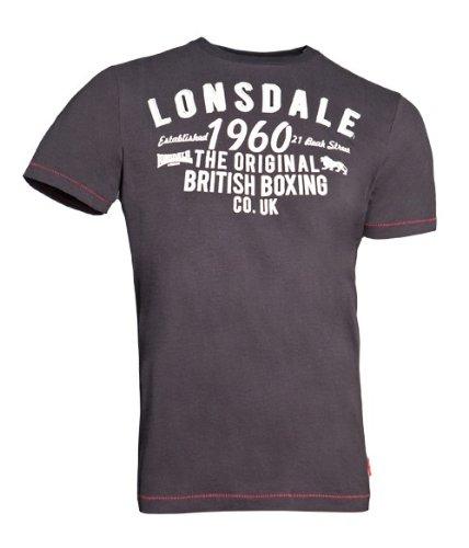 T-shirt Lonsdale London Norwich szary L