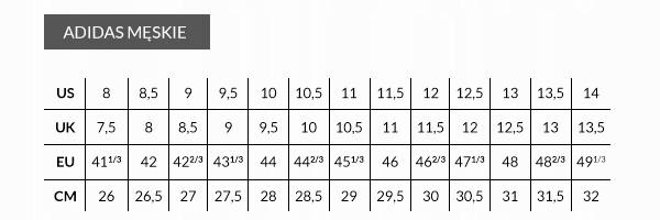 BUTY męskie HALOWE ADIDAS ESSENCE (AC7504) r47,3