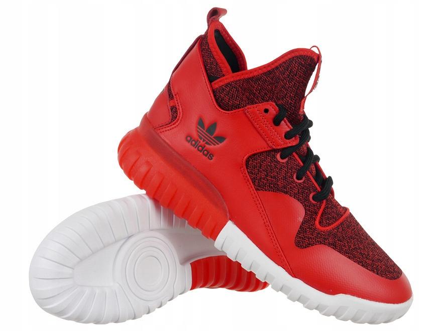 Buty Adidas Tubular X MID męskie sportowe 41 13