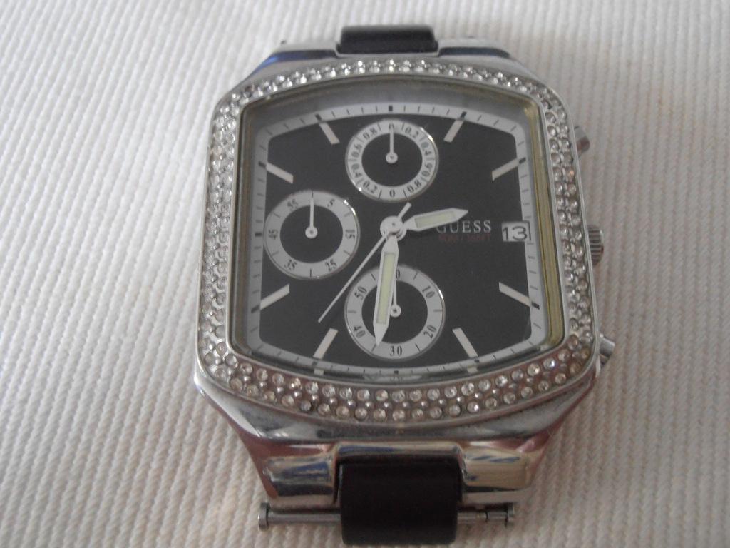 GUESS damski chronograph