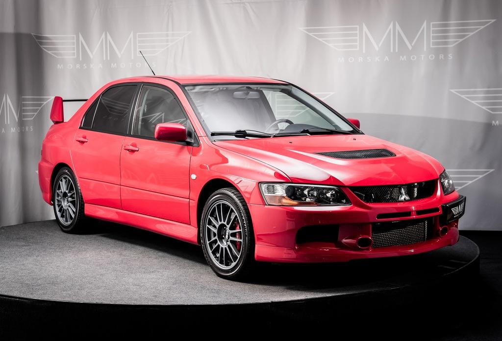 Mitsubishi Lancer Evolution Ix P03 100 Seria Fv23 7284135091 Oficjalne Archiwum Allegro